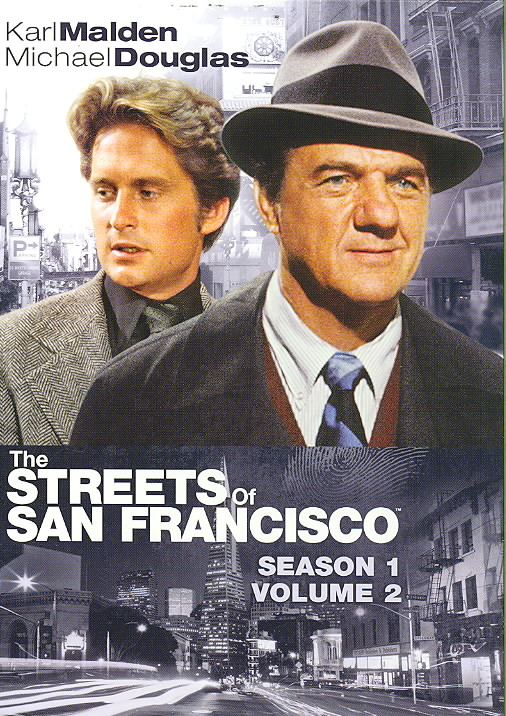 STREETS OF SAN FRANCISCO:SEASON 1 V 2 BY STREETS OF SAN FRANC (DVD)
